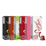 ITALIAN COFFEE® pods compatible with Nespresso Original*